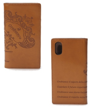 "Booktype Smartphone Case""Artisan""( iPhone XS/iPhone X)"