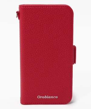 "シュリンク"" PU Leather Book Type Case(iPhone 11 Pro)"