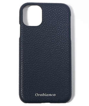 """シュリンク"" PU Leather Back Case(iPhone 11)"