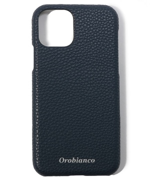 """シュリンク"" PU Leather Back Case(iPhone 11Pro)"