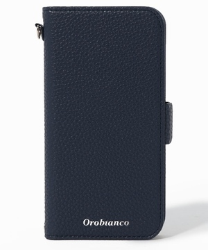 """シュリンク""PU Leather Book Type Case(iPhone 12/12 Pro)"