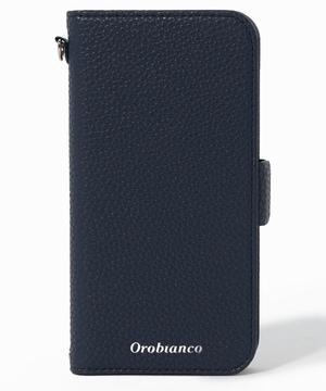 """""""シュリンク""""PU Leather Book Type Case(iPhone 12/12 Pro)"""