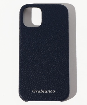 """シュリンク""PU Leather Back Case(iPhone 12 mini)"