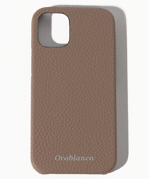 """""""シュリンク""""PU Leather Back Case(iPhone 12 mini)"""