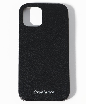 """シュリンク""PU Leather Back Case(iPhone 12/12 Pro)"