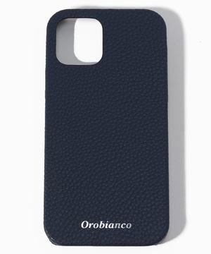 """""""シュリンク""""PU Leather Back Case(iPhone 12/12 Pro)"""
