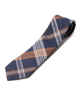 Orobianco Tie(クラシックカーレース・チェック/BOXセット)
