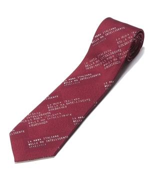 Orobianco Tie(バンクシーイメージ1)