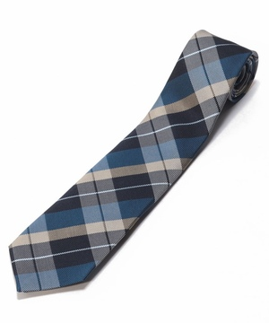 Orobianco Tie(Blue/Sandチェック)