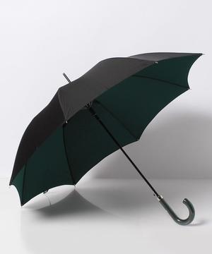 無地バイカラー長傘