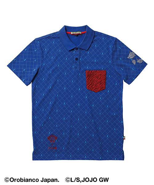 Guido Mista(グイード・ミスタ)ポロシャツ