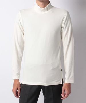ミップスエードハイネック長Tシャツ