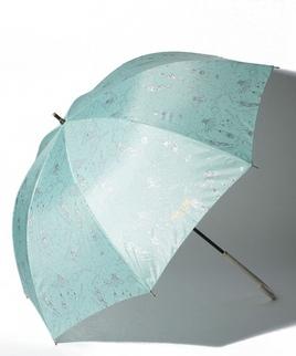 PAUL & JOE ACCESSOIRES(ポール アンド ジョー アクセソワ)雨傘【スペースキャットトラベラーズ】