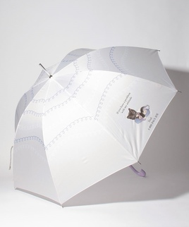 PAUL & JOE ACCESSOIRES(ポール アンド ジョー アクセソワ)雨傘【キャットフォン】