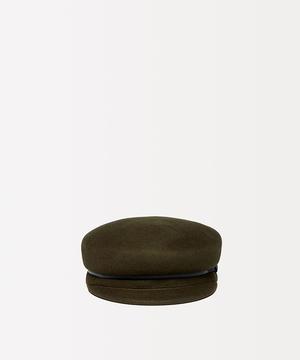 フェルトキャプテンハット・帽子