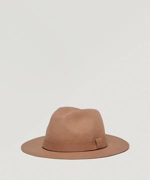 ウールフェルトハット・帽子