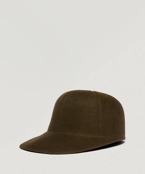 ウールキャップ・帽子