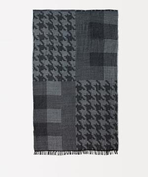 パターンスカーフ