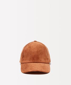 起毛ベースボールキャップ・帽子