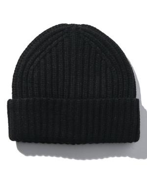 リブニット帽・ニットキャップ