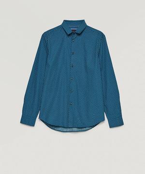 プリントレギュラーシャツ
