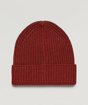 ニットビーニー・ニット帽