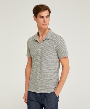 スキッパー半袖シャツ・ポロシャツ