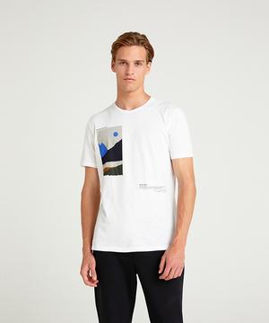 型押し半袖Tシャツ・カットソー