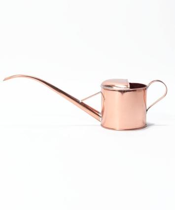 銅製水差し(小型ジョウロ)|根岸産業