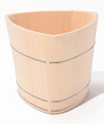 木曽檜ワインクーラー みすみ|中川木工芸