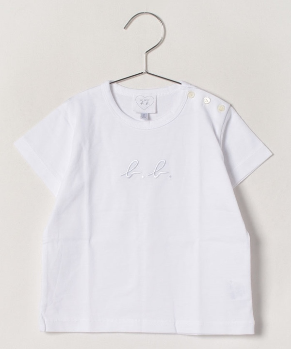 K327 L TS ベビー ロゴTシャツ