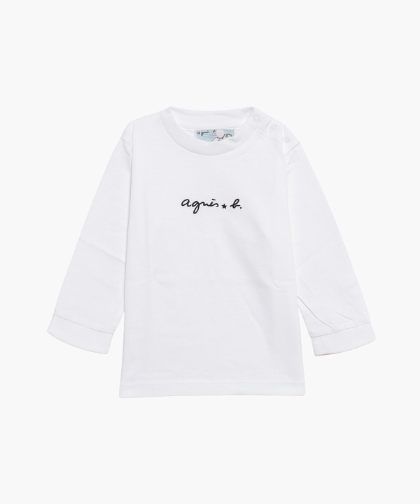 K333 L TS ベビー ロゴTシャツ