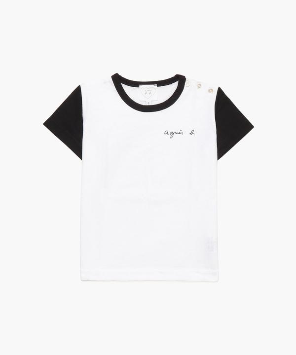 S179 L TS ベビー ロゴTシャツ