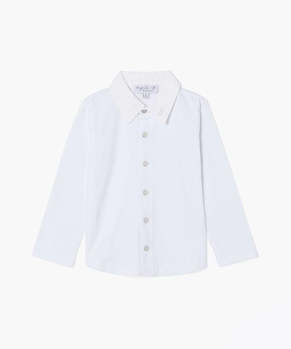 J000 E CHEMISE コットンジャージシャツ