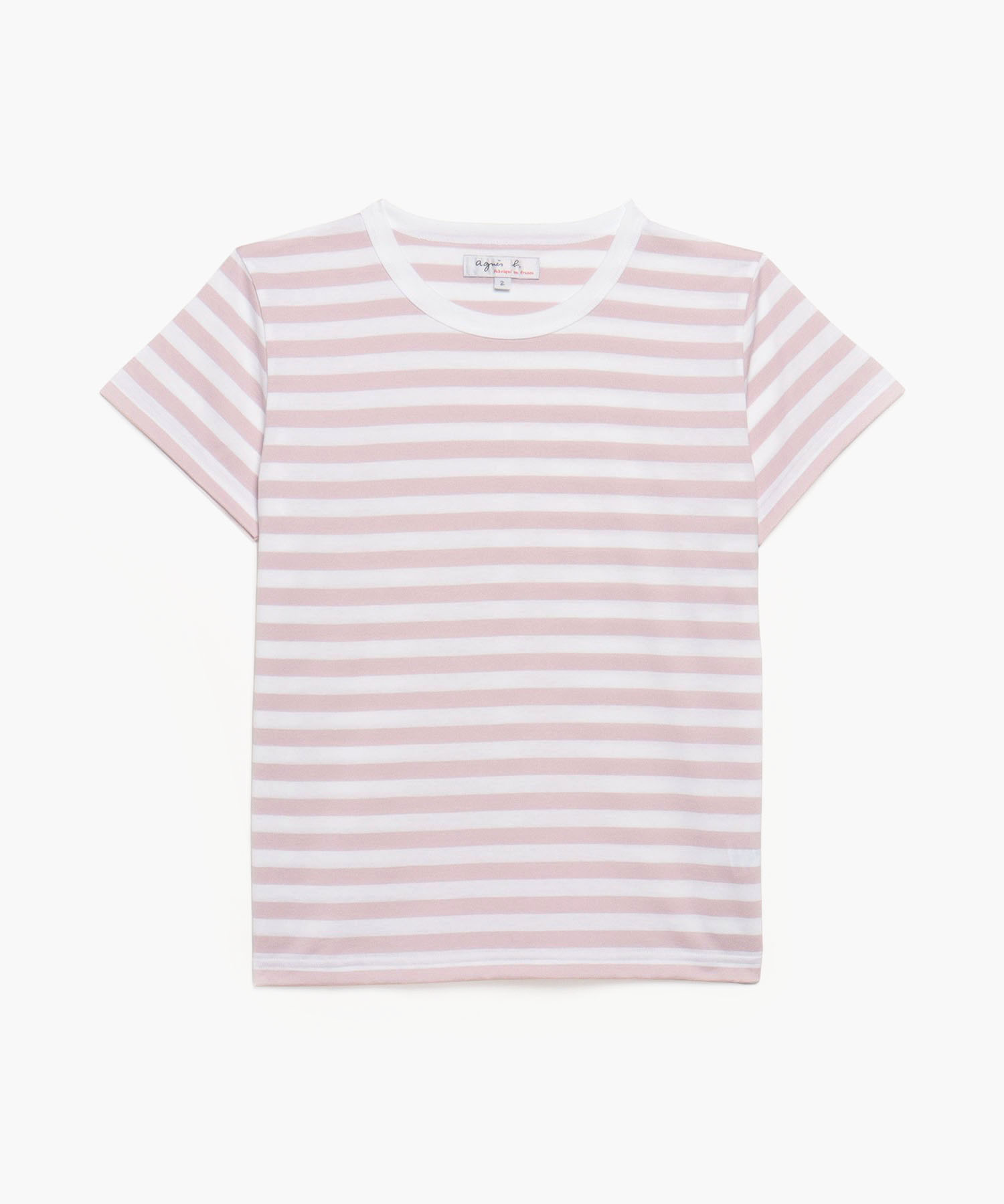 【WEB限定】JS92 TS ボーダーTシャツ