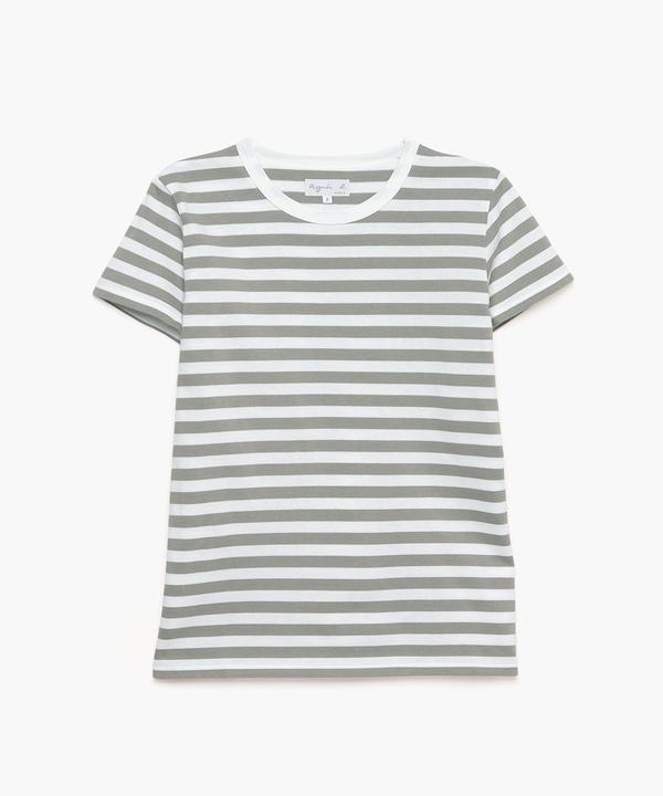 J008 TS ボーダーTシャツ