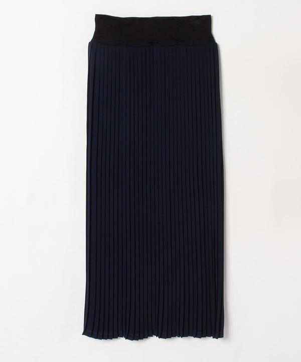 UBB2 JUPE ロングプリーツスカート