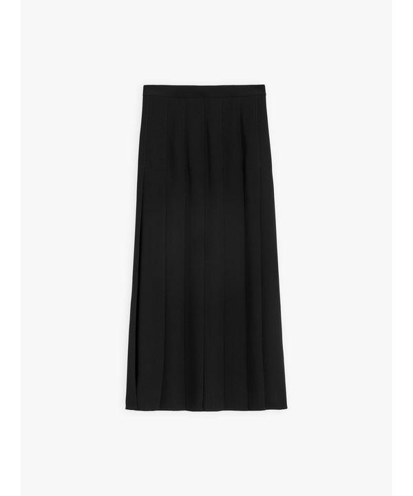 U700 JUPE ロングプリーツスカート