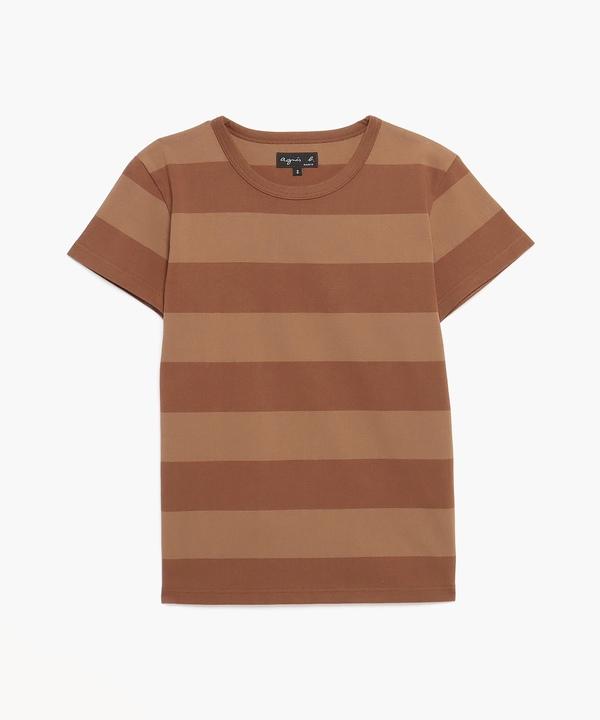 J019 TS ボーダーTシャツ
