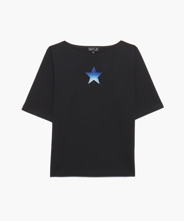 K340 TS エトワールグラデーションTシャツ