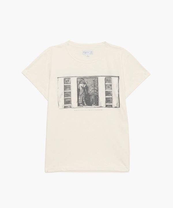 SDH3 TS スクリーンプリントTシャツ