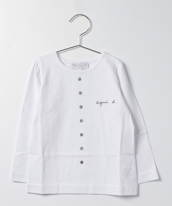 K303 E TS キッズ トロンプルイユTシャツ