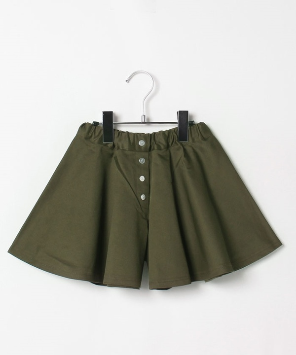 UBK0 E JUPE CULOTTE キッズ キュロットスカート