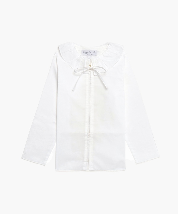UAX4 E CHEMISE  キッズ ブラウス