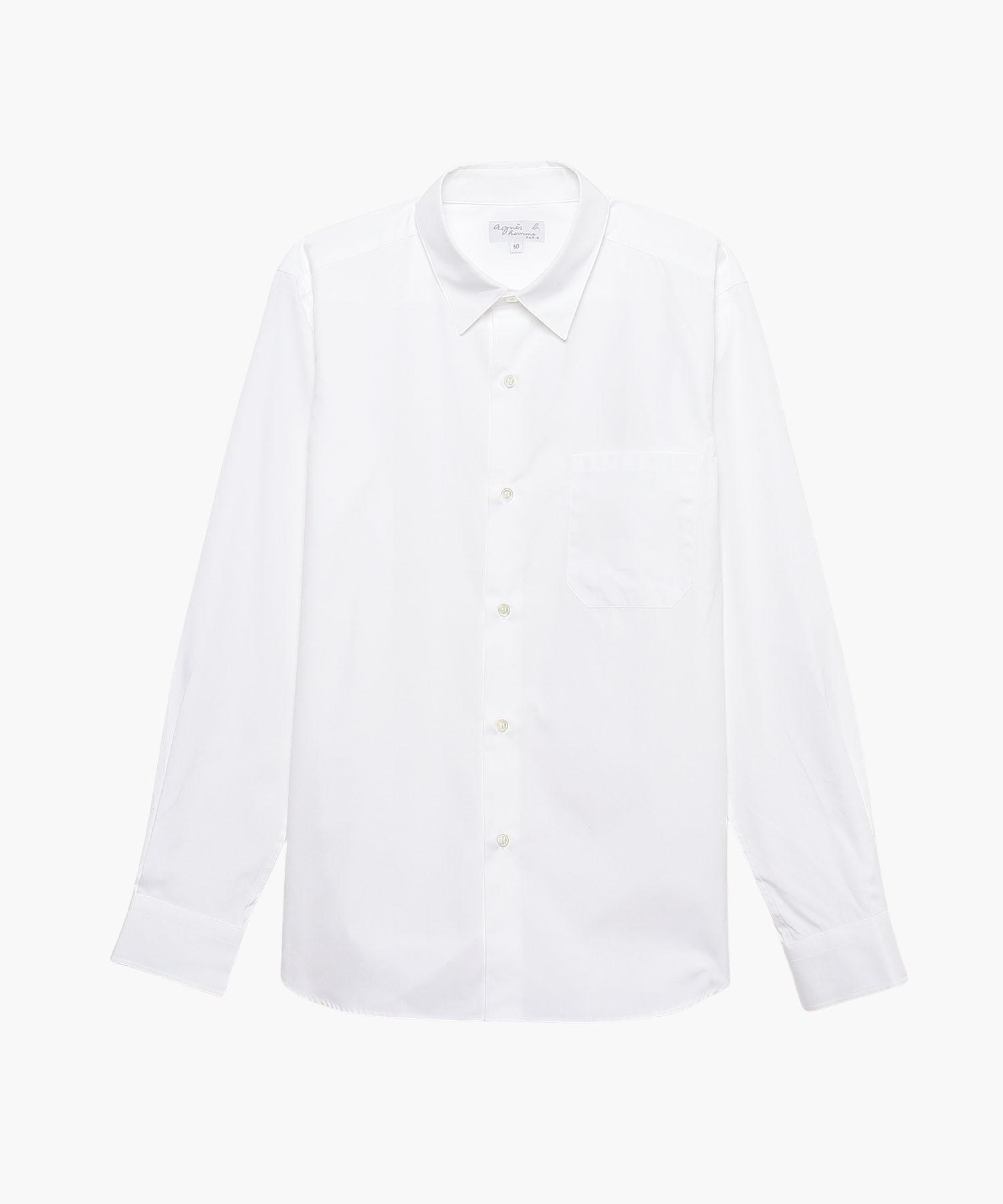 U892 CHEMISE コットンシャツ
