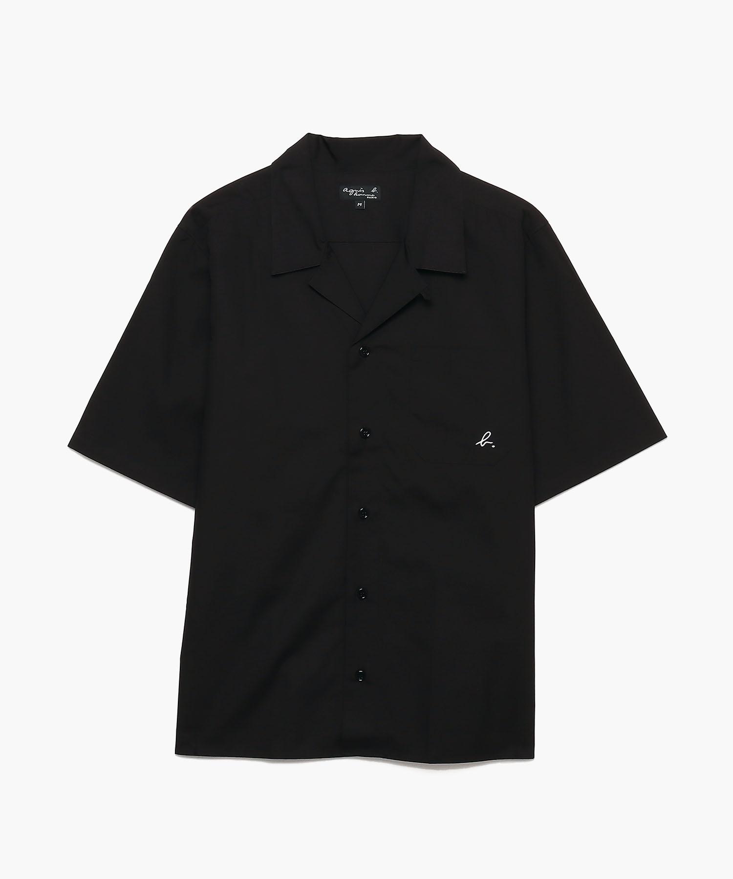 【WEB限定】UQ25 CHEMISE オープンカラーシャツ