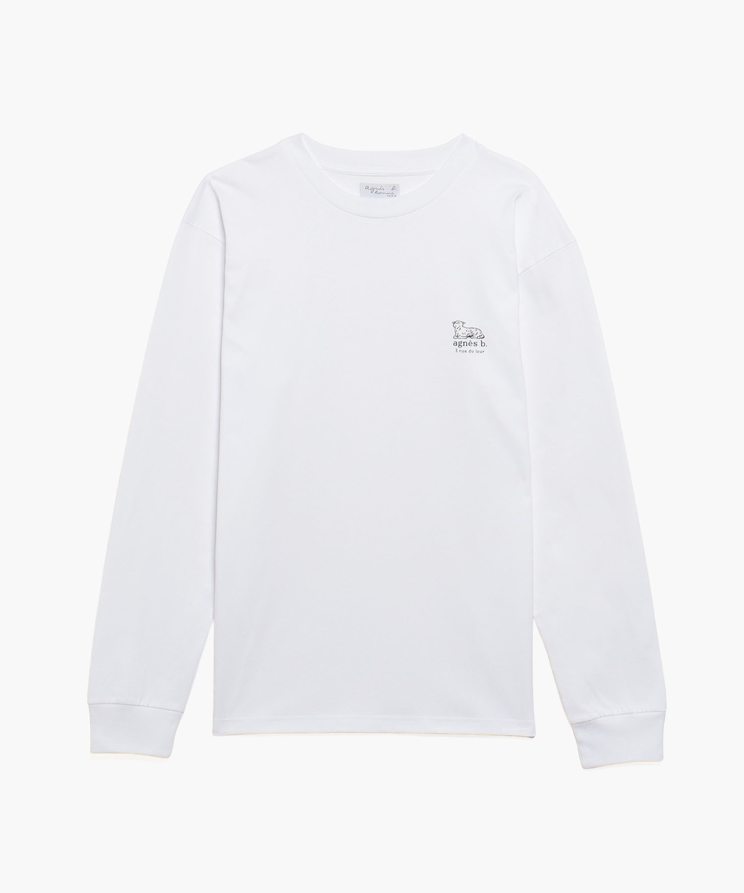 SDE8 TS クリストフ ロングTシャツ