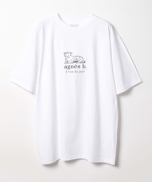 SDE7 TS Rue du Jour Tシャツ