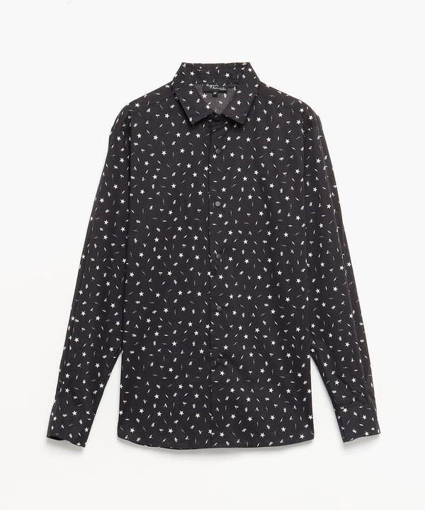 【WEB限定】 IBW7 CHEMISE アイコンシャツ
