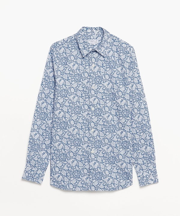 ICP5 CHEMISE フラワープリントシャツ